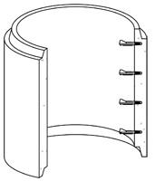 Storm and Sanitary: Sanitary Manhole