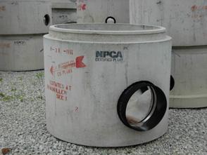 Sanitary Manhole