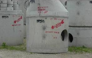 Storm Manholes