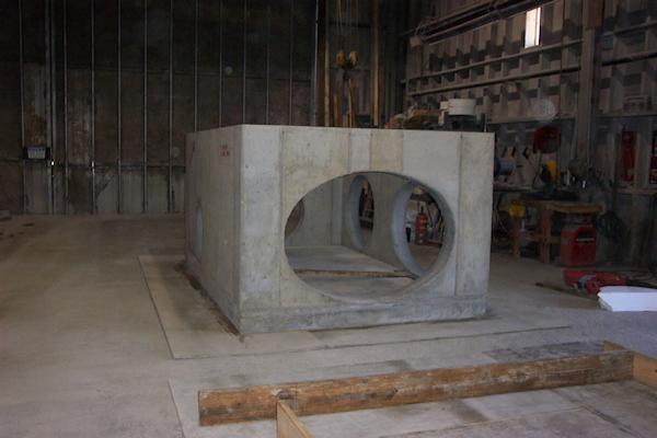 Custom Box Manhole