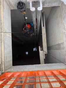 Hyatts road install 3