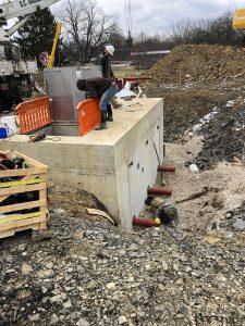 Hyatts road install 5