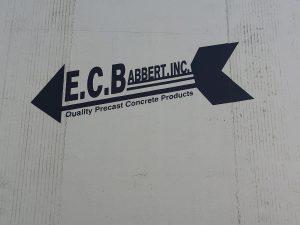 EC Babbert logo